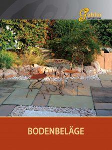Katalog Deckblatt Bodenbeläge