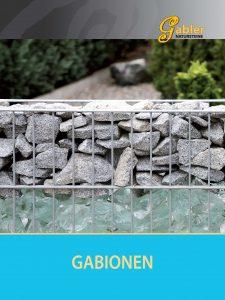 Katalog Deckblatt Gabionen Pergonen®