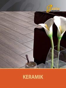 Katalog Deckblatt Keramik