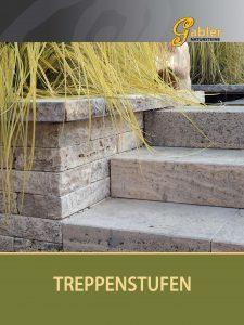 Katalog Deckblatt Treppenstufen